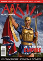 """Vol. XI, #2 """"On the Cusp of Empire - The Romans Unify Italy, Resisting Roman Expansion, How to Fight Like a Hoplite"""""""