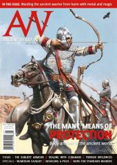 """Vol. XII, #3 """"The Many Means of Production, The Earliest Armor, Besieging a Polis"""""""