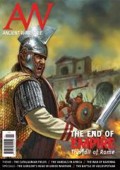 "Vol. IX, #1 ""The End of Empire, Gorgon's Head in Greek Warfare, Battle of Aegospotami"""