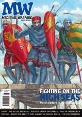 """Vol. V, #5 """"Fighting on the High Seas, The Victual Brothers, Roger of Lauria Saves Malta"""""""