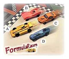 Formula Racers