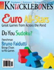 "#6 ""Euro All-Stars - Great Games From Across the Pond, Do You Sudoku?"""
