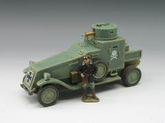 German Armored Car Set - Bussing-Eberhardt