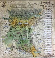 King's Dilemma, The - Promo Map