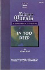 Kalamar Quests - In Too Deep