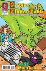 "#188 ""Lawyersaurus Rex"""