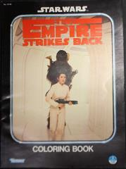 Empire Strikes Back, The - Coloring Book