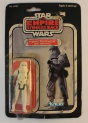 Empire Strikes Back - Imperial Stormtrooper w/Hoth Battle Gear (32-Back)