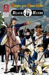 2010 Special #1 - Black Hands