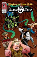 2011 Special #3 - Black Hands