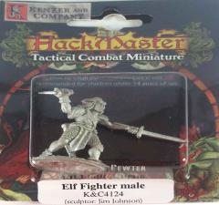 Elf Fighter Male