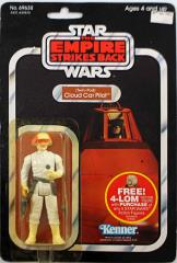 Empire Strikes Back - Cloud Car Pilot (47-Back)