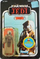 Return of the Jedi - 4-Lom (48 Back)