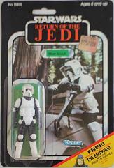 Return of the Jedi - Biker Scout, Long Mask (65-Back)