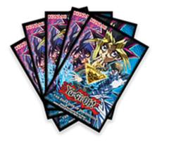 Yu-Gi-Oh The Dark Side of Dimensions Card Sleeves (10 packs of 50)