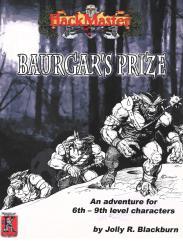 Baurgar's Prize