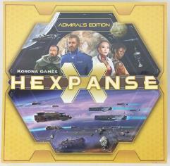 Hexpanse - Admiral's Edition (Kickstarter Edition)