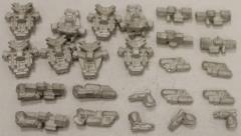Corsair Battle Dress Accessory Collection #1