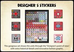 Kiev '41 (Designer's Stickers)