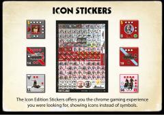 K41 Icon Stickers