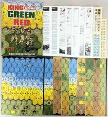 KING Sector - Green and Red