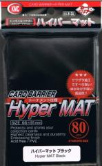 Hyper Matte Black (10 Packs of 80)