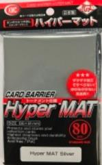 Hyper Matte Silver (80)
