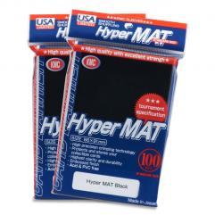 Hyper Matte Black (100)