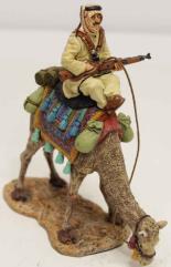 VF Arab Camel Corps Rider on Drinking Camel #1