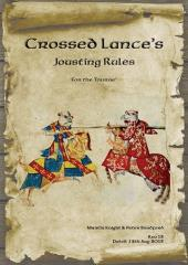 Crossed Lances - Jousting Rules