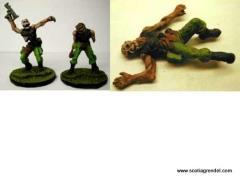 Nexus Marines Casualties