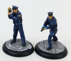 Gotham Police #1