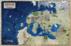 Midgard Poster Map