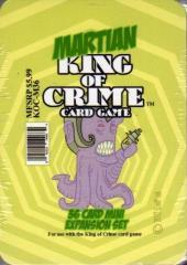 Martian King of Crime