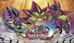 Playmat - Duelist Kingdom Chibi - Yugi