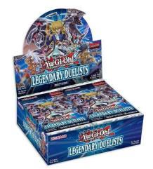 Legendary Duelist Booster Box