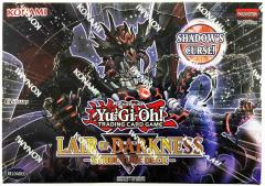 Lair of Darkness Structure Deck Display Box