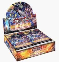 Battles of Legend - Relentless Revenge Booster Box
