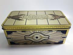 2019 Gold Sarcophagus Tin Case