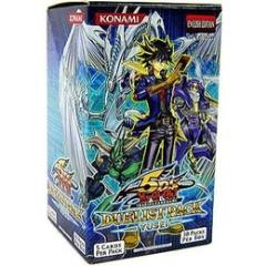 5D's - Duelist Pack - Yusei 1 Booster Box