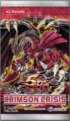 5D's - Crimson Crisis Booster Pack