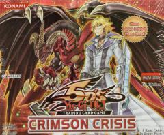 5D's - Crimson Crisis Booster Box (Special Edition)
