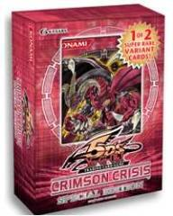 5D's - Crimson Crisis Booster Pack (Special Edition)