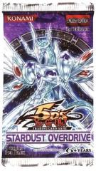 5D's - Stardust Overdrive Booster Pack