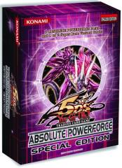 5D's - Absolute Powerforce Booster Pack (Special Edition)