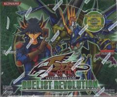 5D's - Duelist Revolution Booster Box