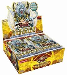 5D's - Hidden Arsenal 2 Booster Box