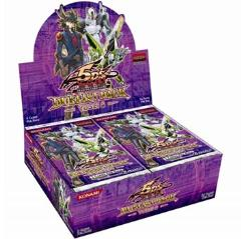 5D's - Duelist Pack - Yusei 3 Booster Box