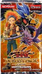 5D's - Duelist Pack - Crow Booster Pack