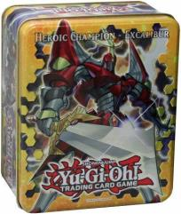 2012 Collectible Tin Wave #1 - Heroic Champion, Excalibur
